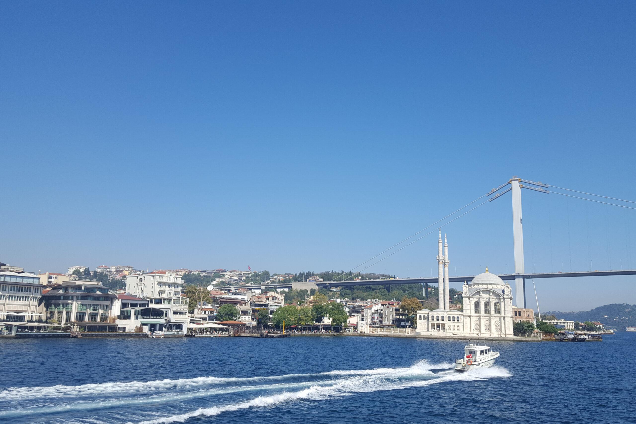 Bosporus Kreuzfahrt in Istanbul, Türkei