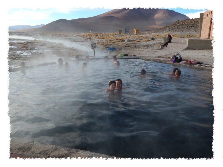 Uyuni - Hot Springs