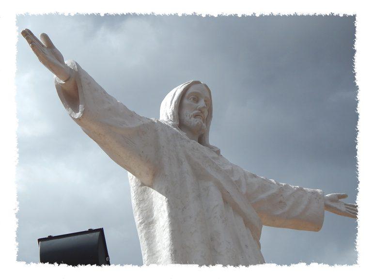 Christus Statue in Cusco