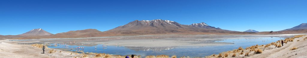 Uyuni - Lagunenroute Panorama