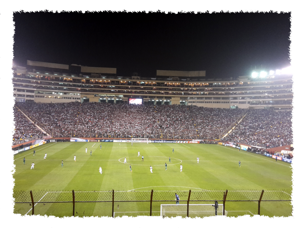 Lima - Estadio Monumental