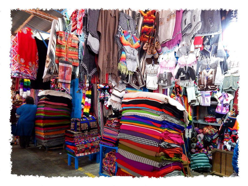 Mercado San Pedro Artesanales - Cusco