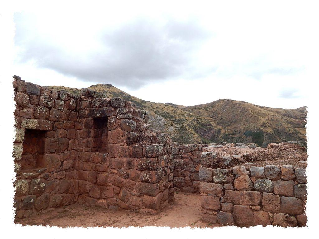 Tipon Ruinenanlage nahe Cusco
