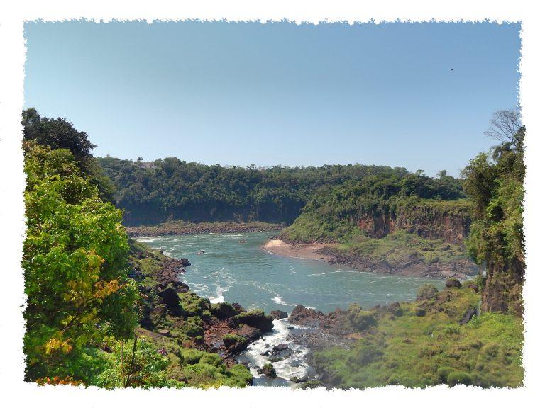 Iguazú - Circuito Superior