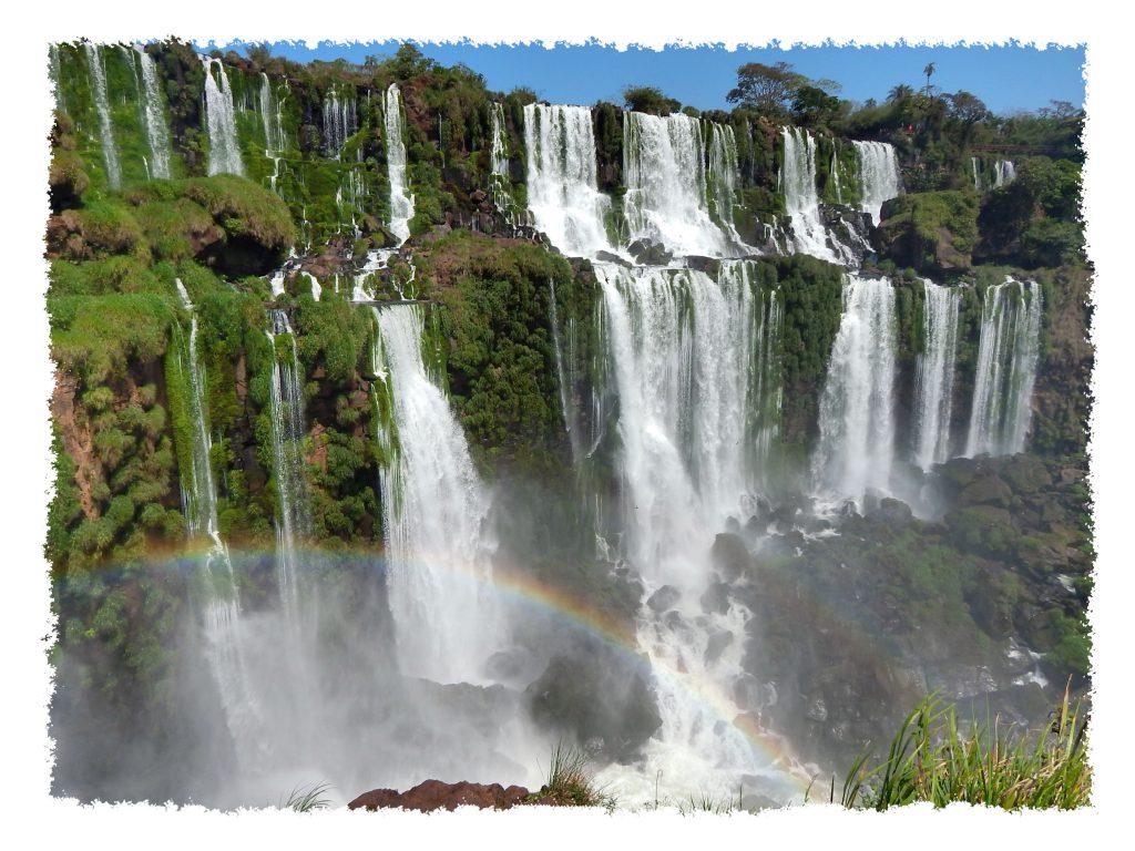 Iguazú - Aussichtspunkt von San Martín