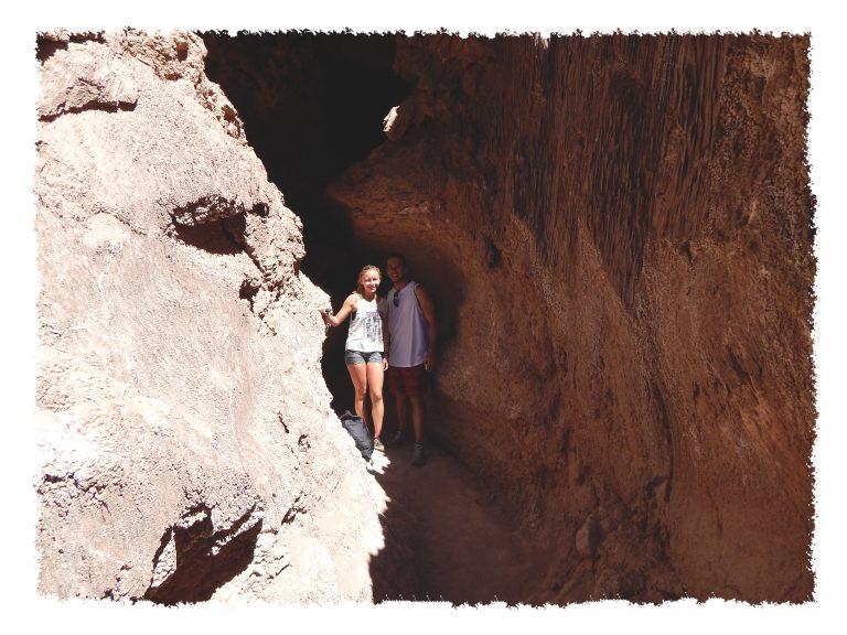 Caverna del Sal im Valle de la Luna