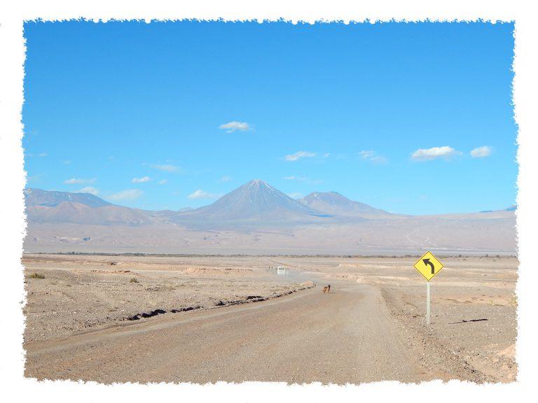 Valle de la Luna - Wüstenlandschaft