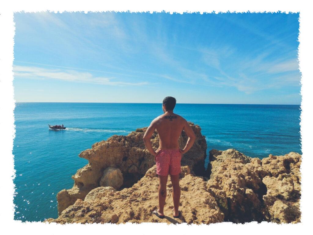 Algarve - Henrik Klippen