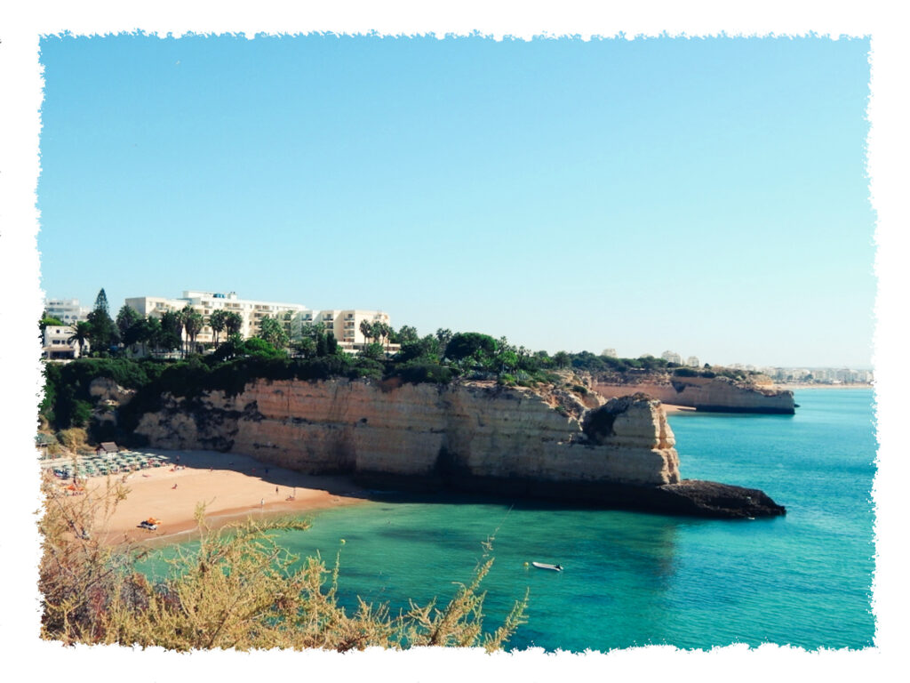 Algarve - Strand Senhora da Rocha