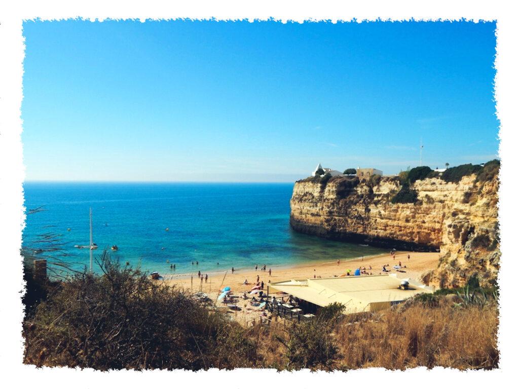 Algarve - Strand Senhora da Rocha1