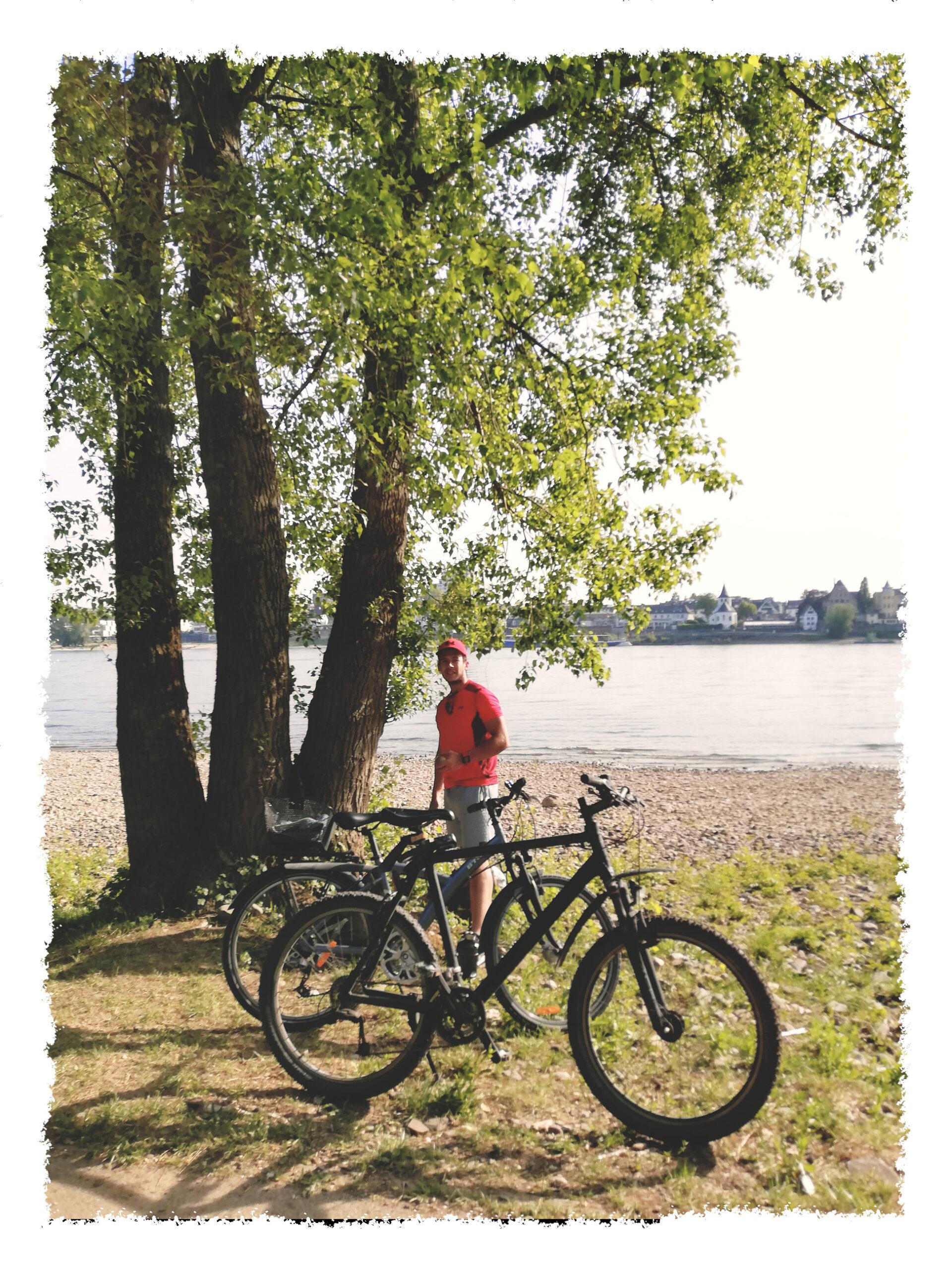 Fahrradtour durchs Rheinland - Bike