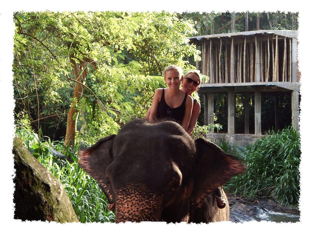 Reisen mit Mama in Sri Lanka