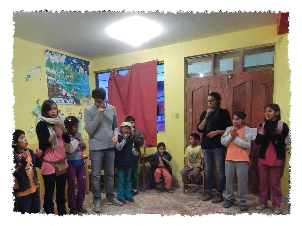 Social Working im Ausland - Hannahs Projekt