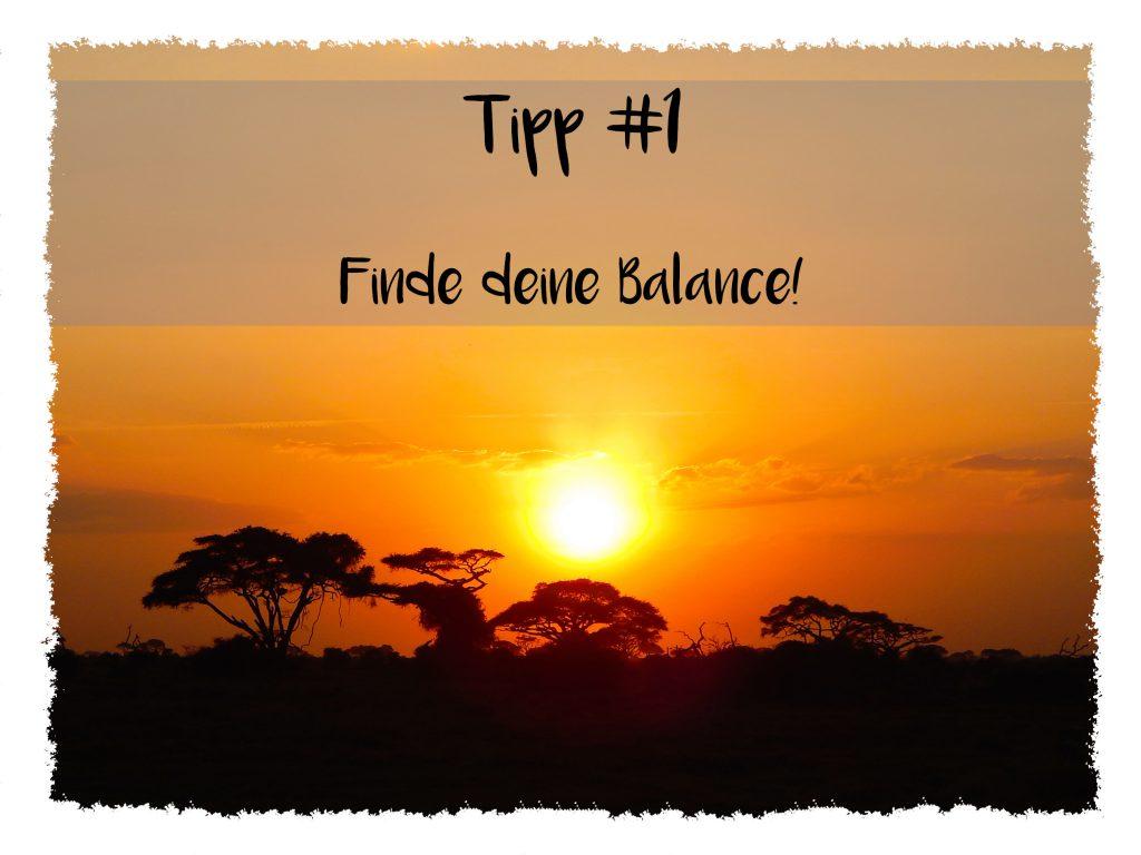 Reisetipps für Kenia - Finde deine Balance