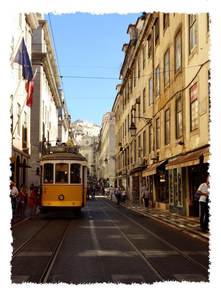 Lissabon - Bairro Alto Elevador Bica