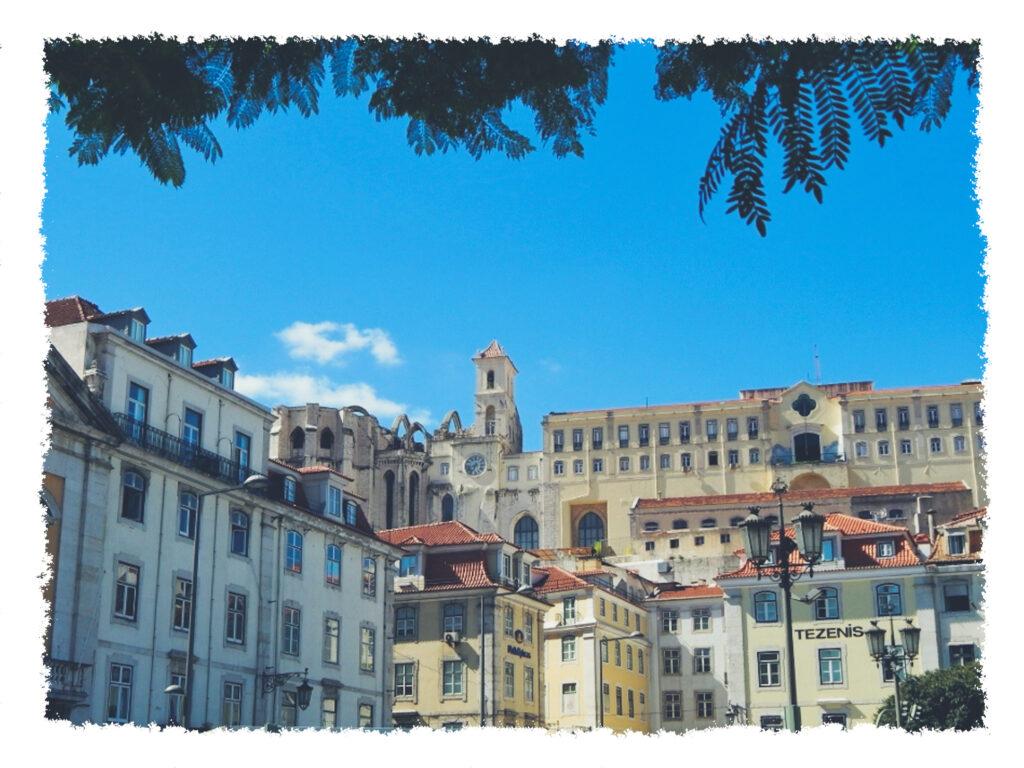 Lissabon - Bairro Alto