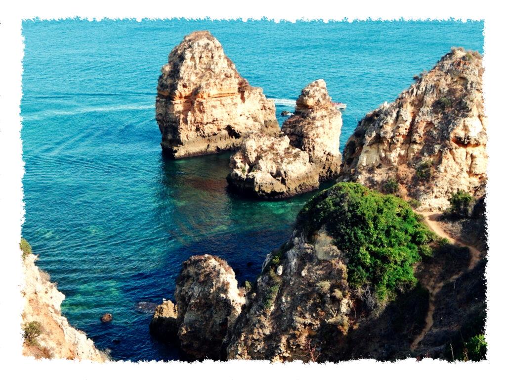 Roadtrip an der Algarve - Ponta da Piedade