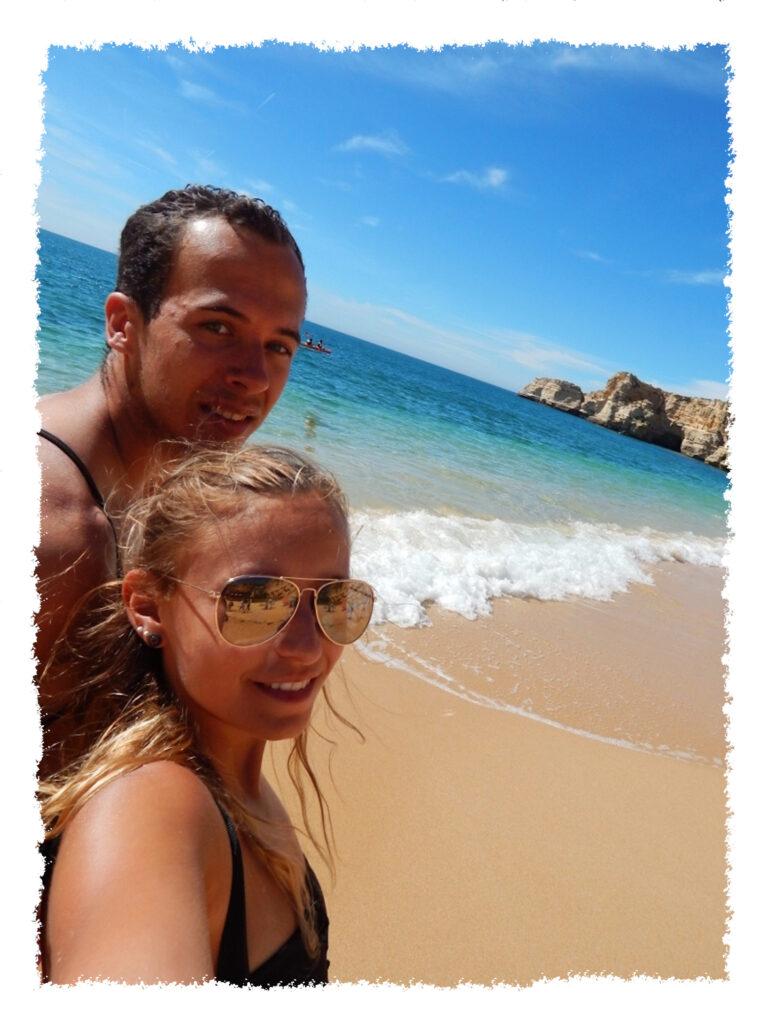 Roadtrip an der Algarve - Praia da Marinha4