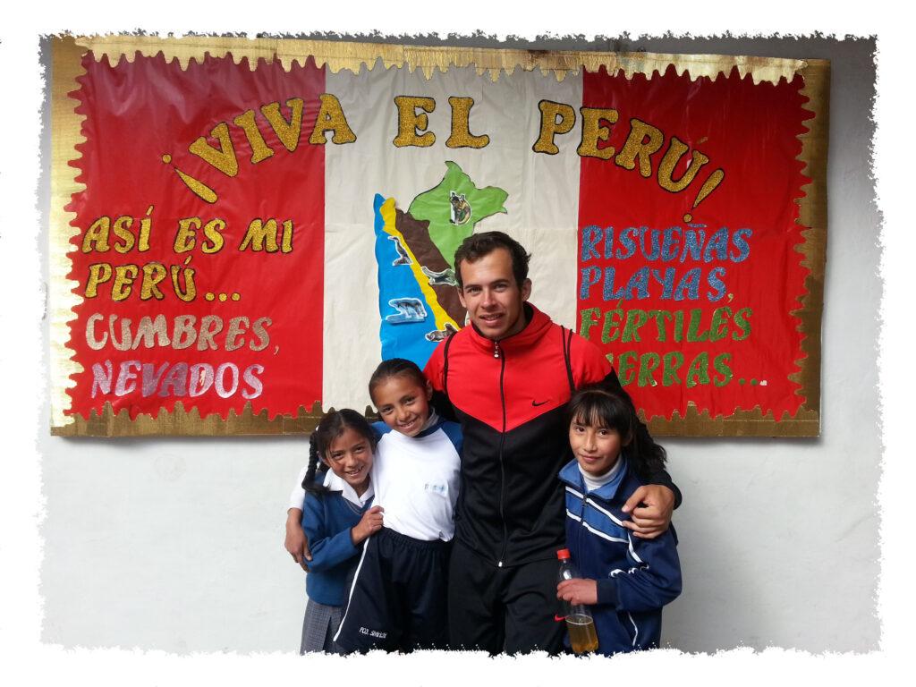 Praktikum in Peru - Henrik