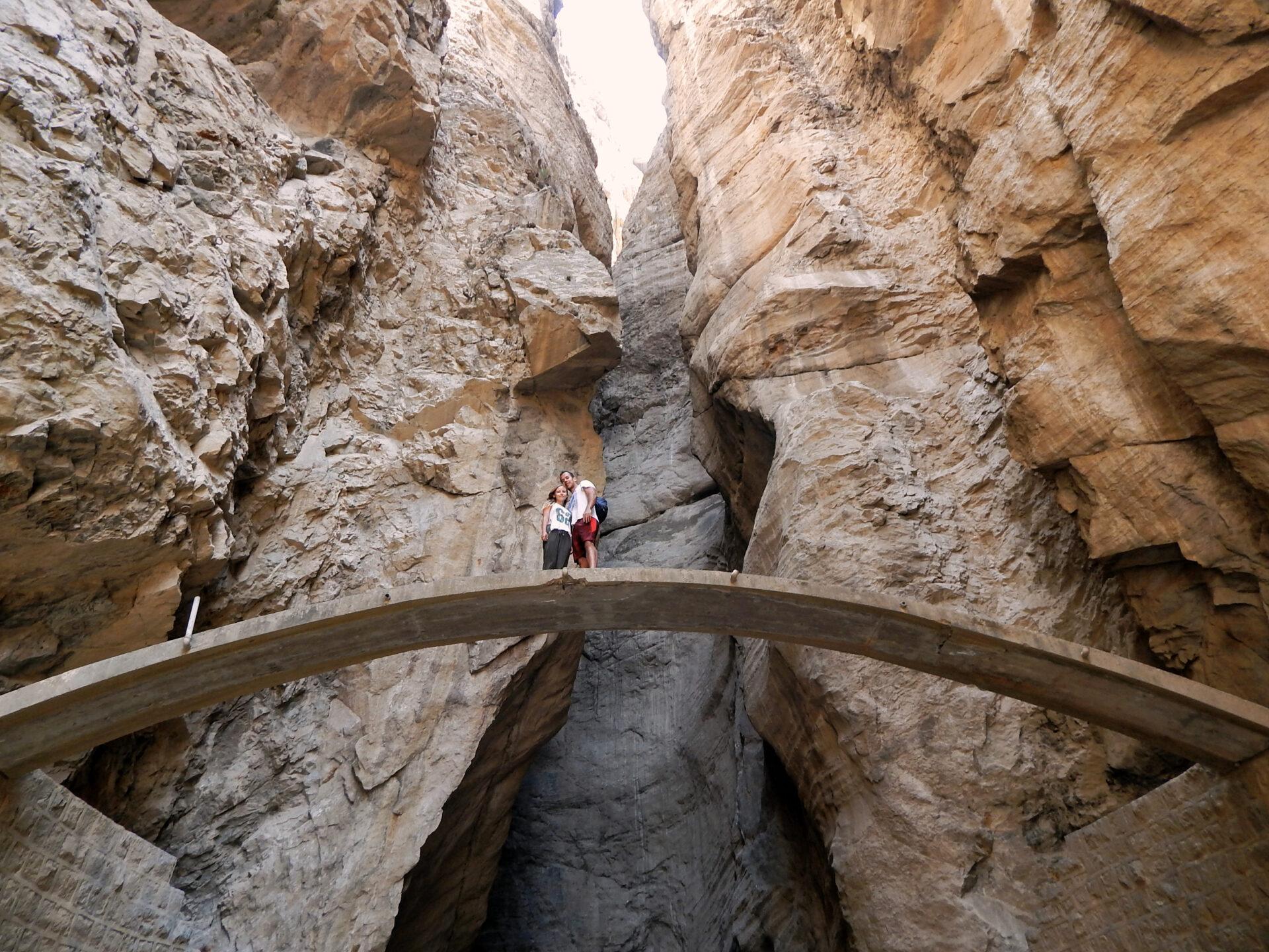 Brücke Canyon Authisha