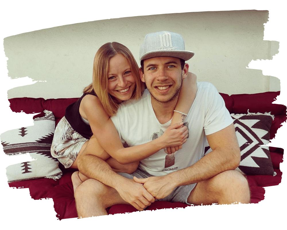 Hannah und Henriks Profilfoto