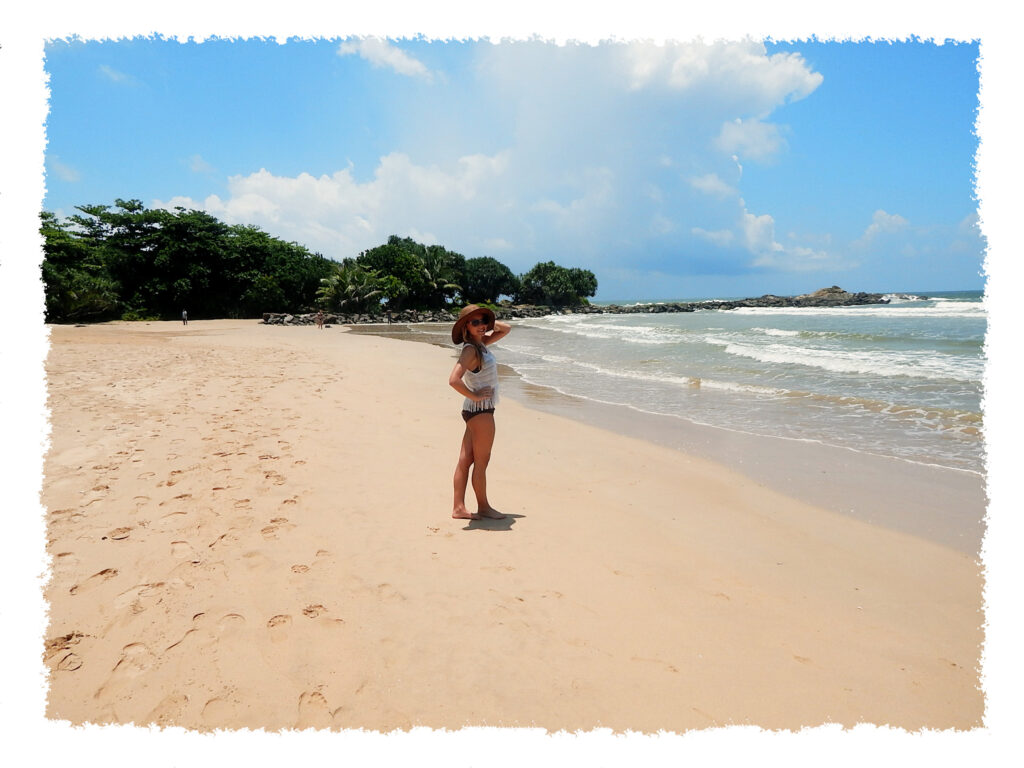 Sri Lanka - Bentota Beach