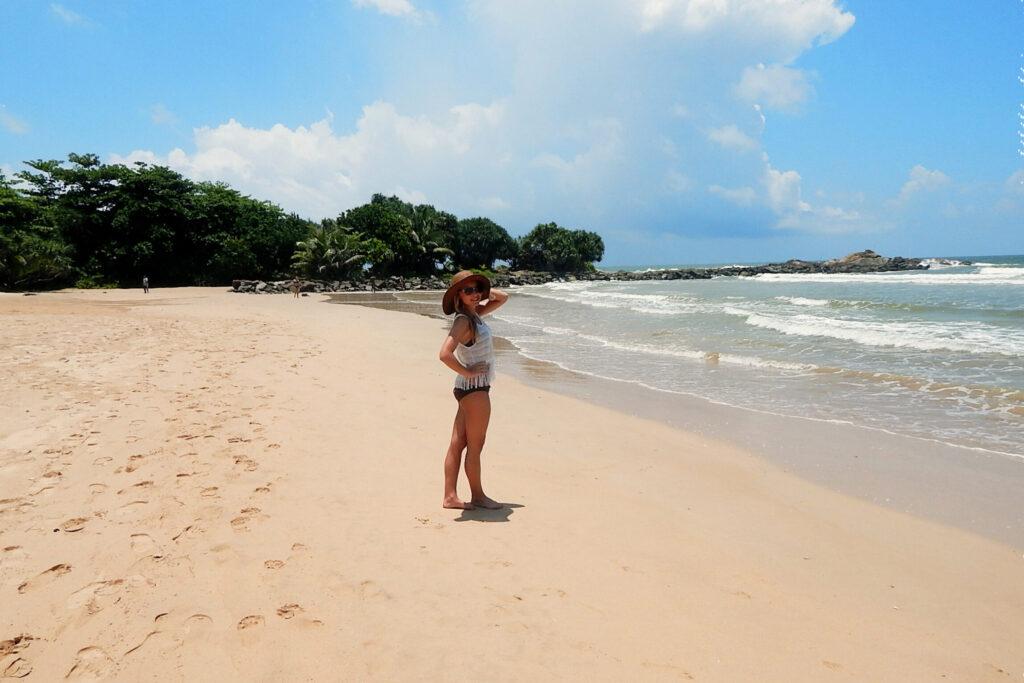 Süden Sri Lanka - Bentota Beach