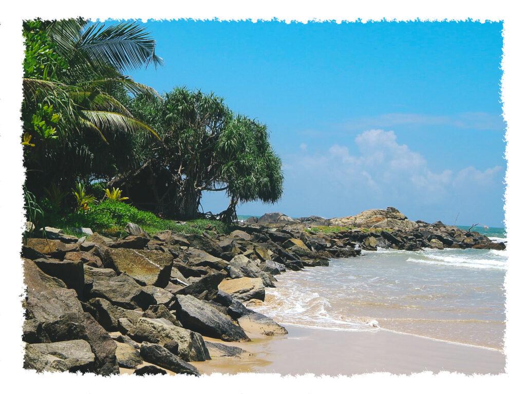 Sri Lanka - Bentota Beach2