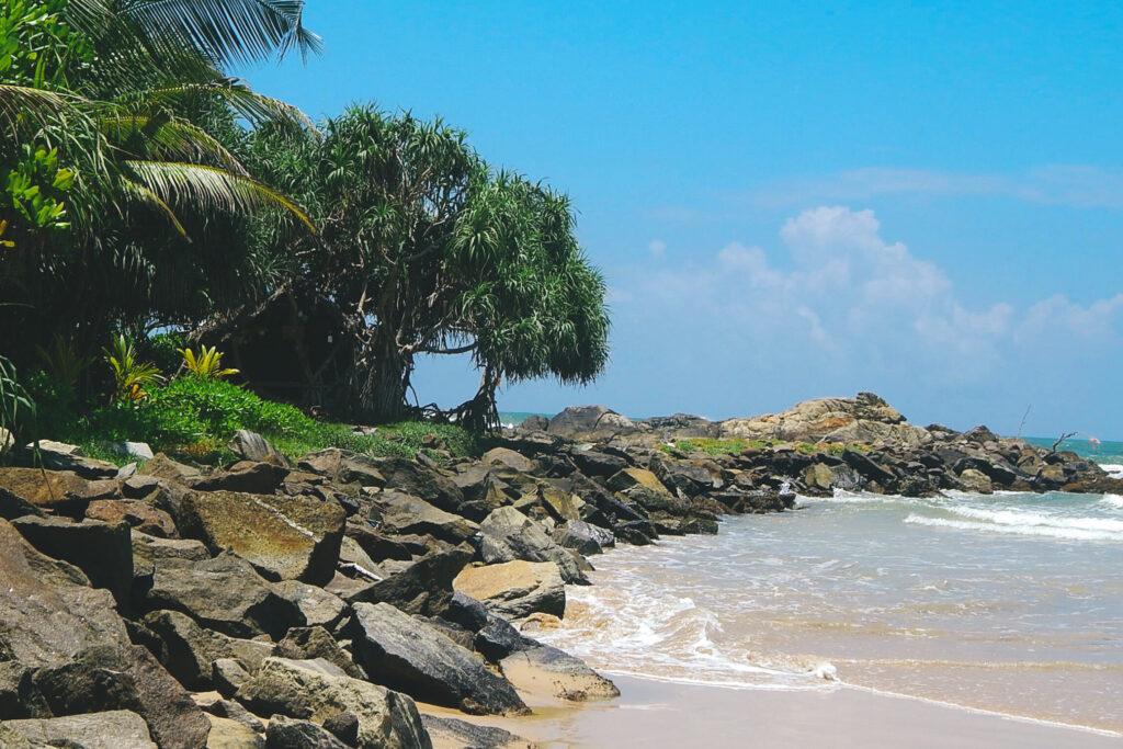 Süden Sri Lanka - Bentota Beach2