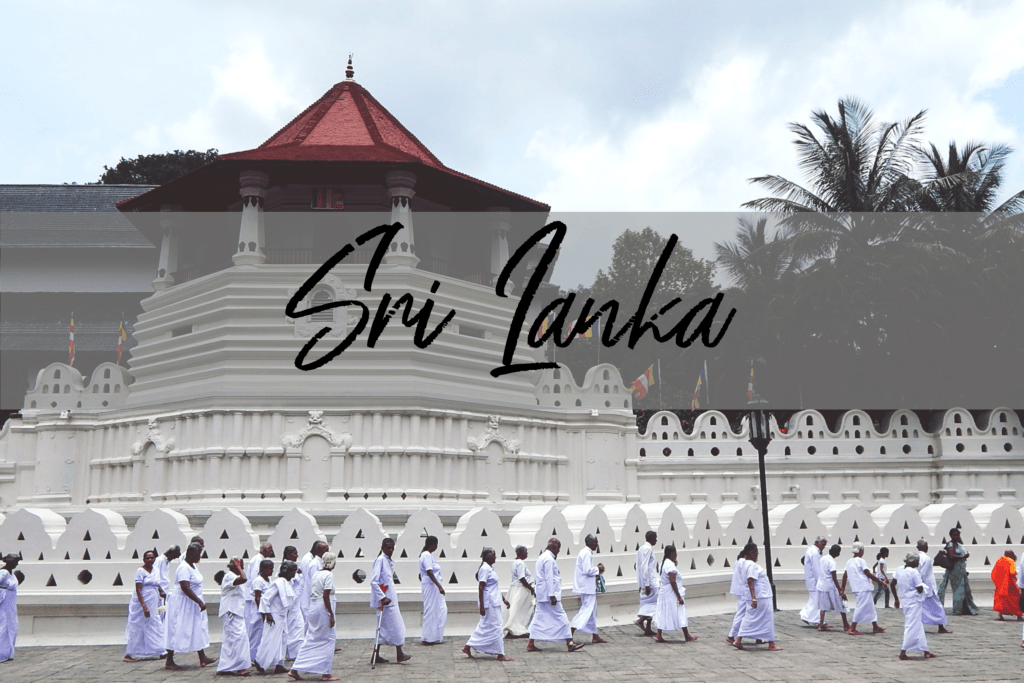 Sri Lanka - Thumbnail