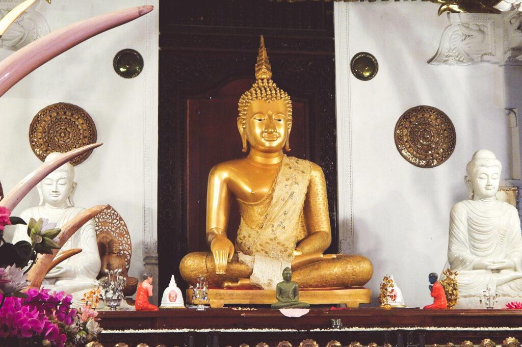 Süden Sri Lanka - Zahntempel2