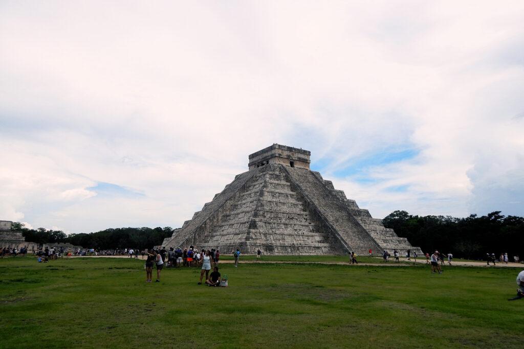 Pyramide von Chichén Itzá, Mexiko