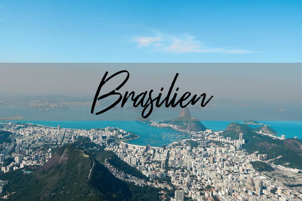 Brasilien - Rio Skyline