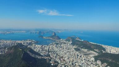 Brasilien - Rio de Janeiro Ausblick auf Zuckerhut