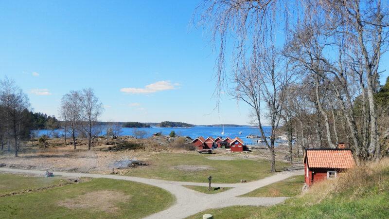Schäreninsel Grinda im Stockholmer Umland, Schweden