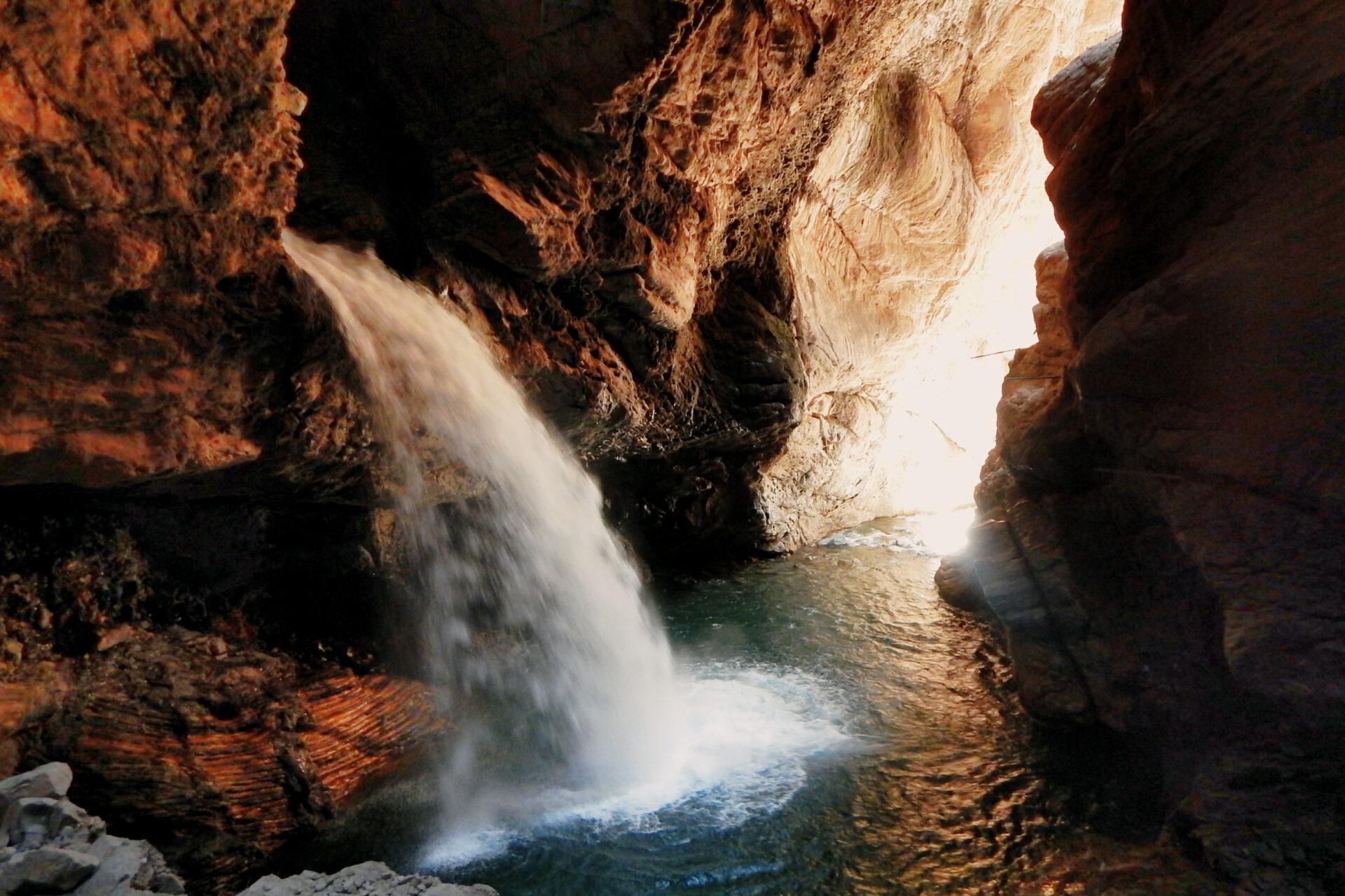 Cañón de Autisha Canyon Autisha Peru