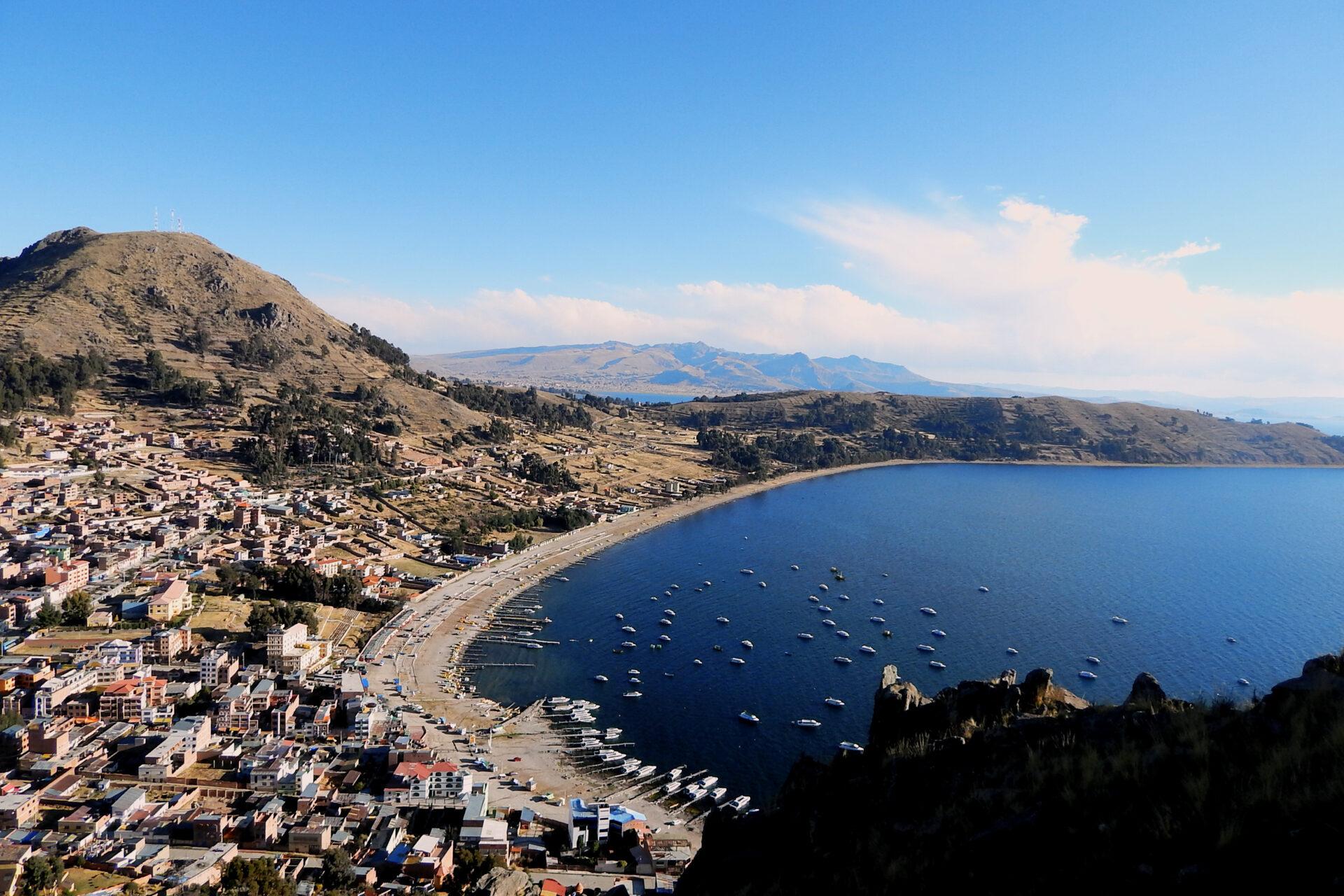 Bolivien - Copacabana Original - Die bolivianische Seite des Titicacasees