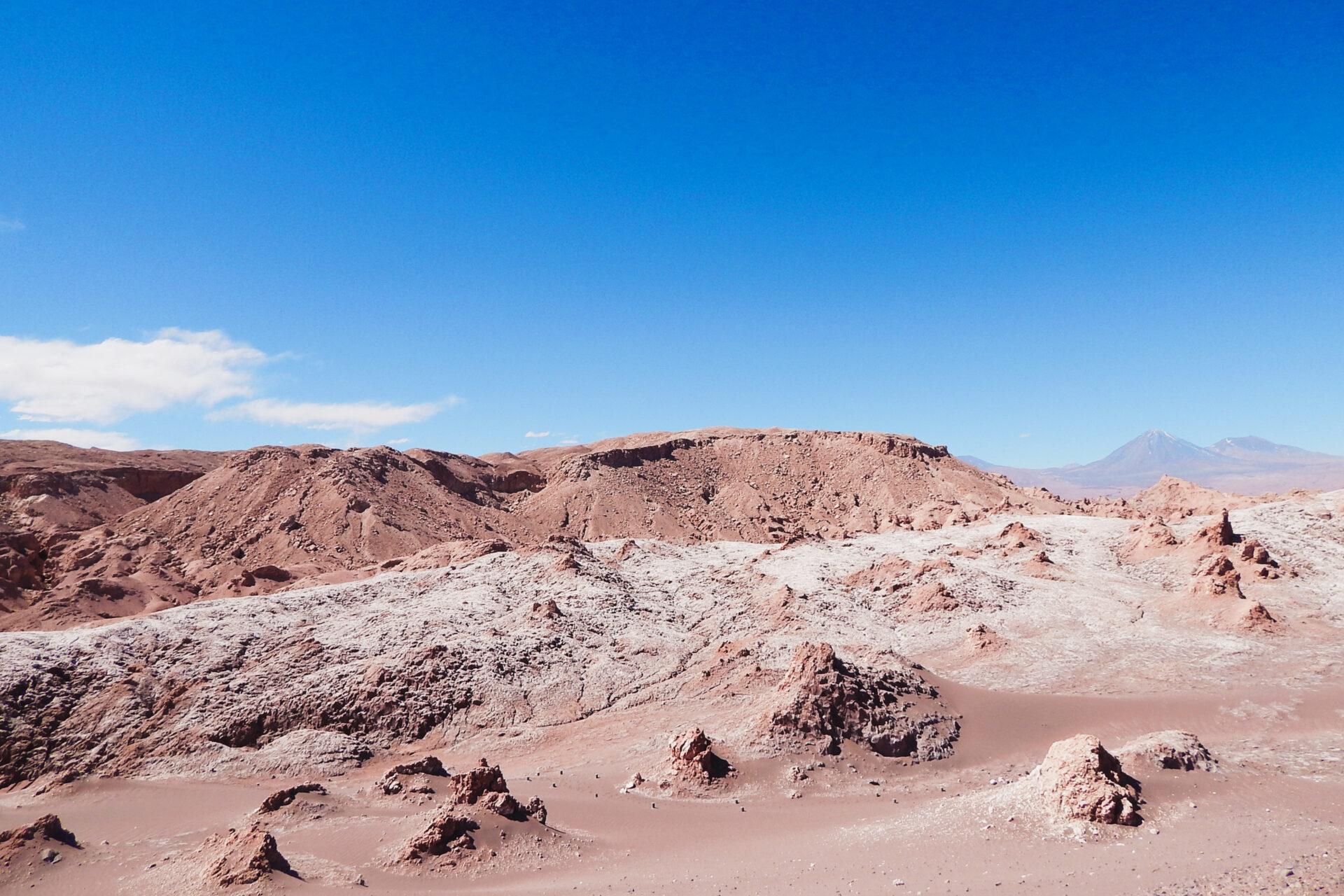 Chile - Valle de la Luna - Sagenhafte Mondlandschaft auf Erden