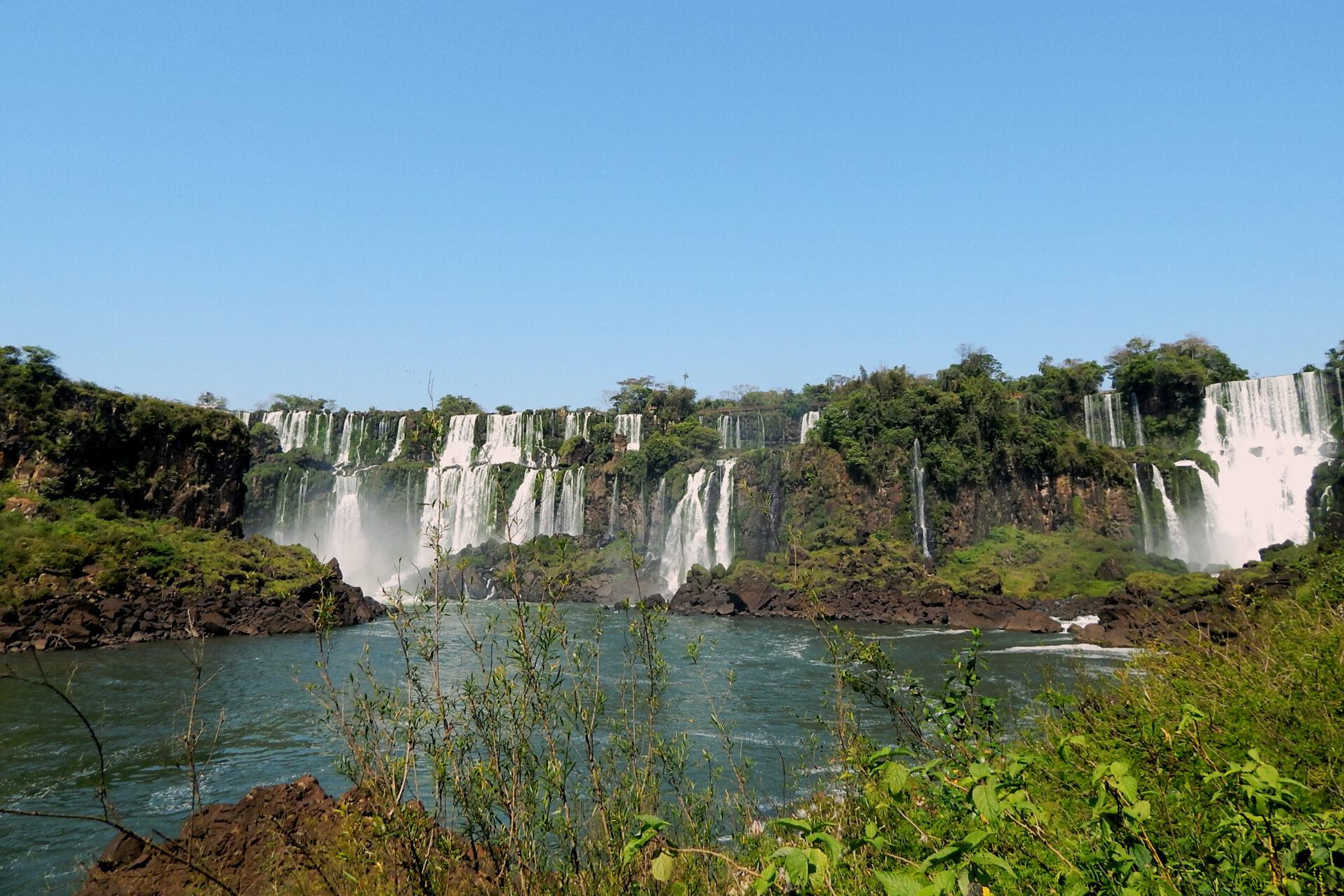 Argentinien - Iguazú Wasserfälle