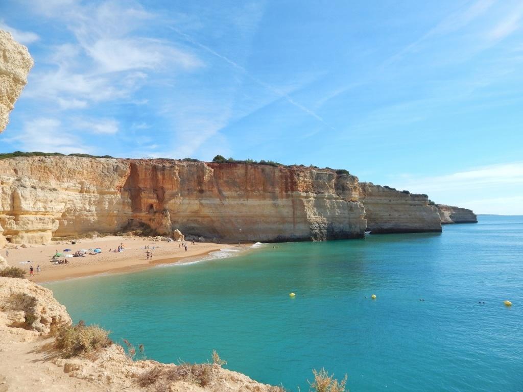 Portugal Algarve Küste
