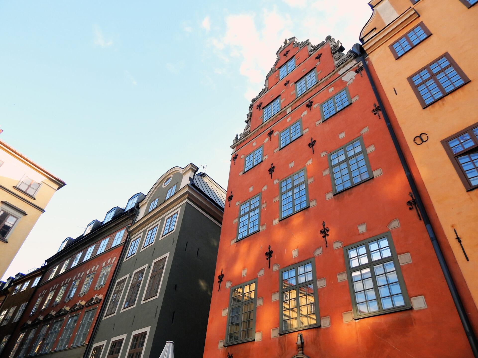 Schweden - Stockholm Gamla Stan