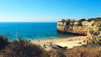 Thumbnail - Algarve - Schroffe Klippen an der Südküste Portugals