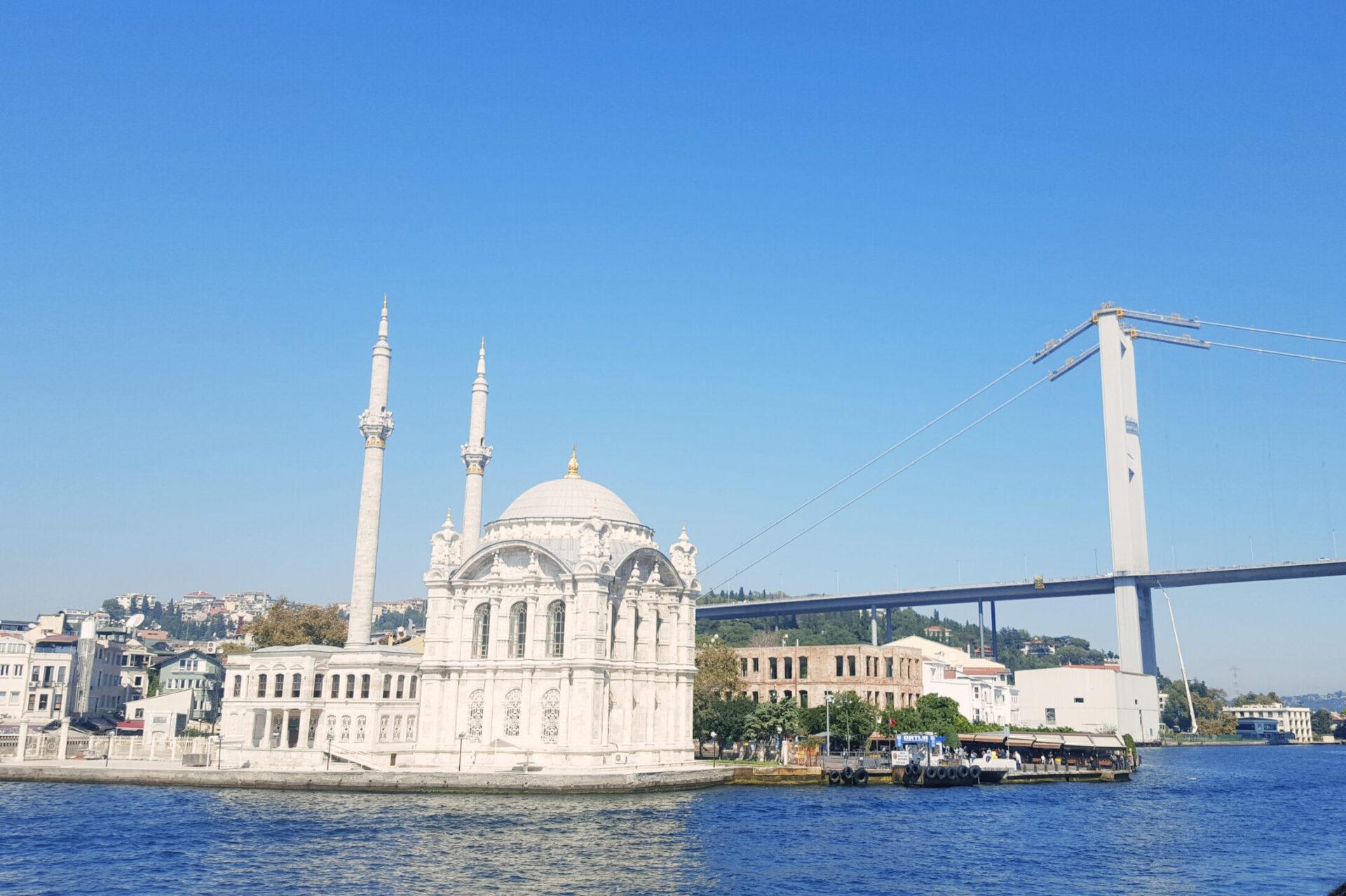Türkei - Istanbul Bosporus