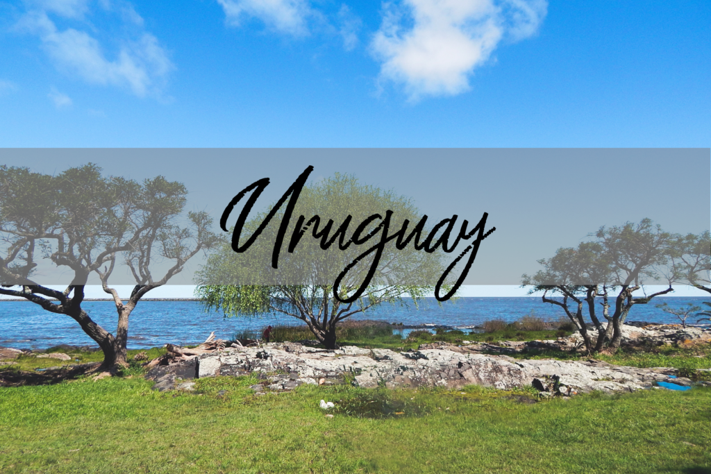 Uruguay - Rio de la Plata in Colonia del Sacramento