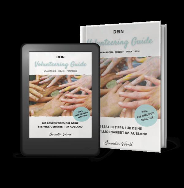 Dein Volunteering Guide - Cover Basic