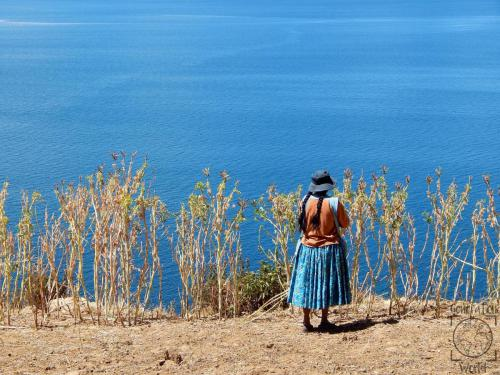 Bolivien - Titicacasee