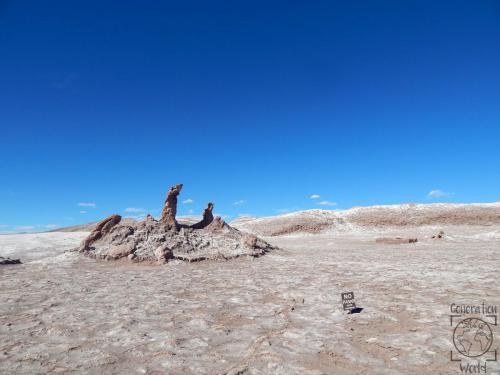 Chile - Atacama Valle de la Luna