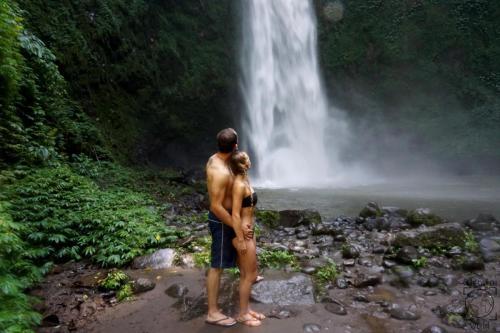 Indonesien - Bali Nungnung Wasserfall