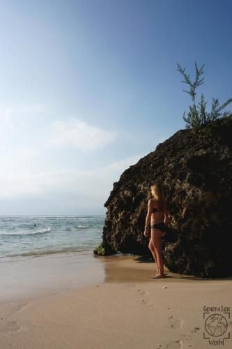 Indonesien - Bali Padang Padang Beach