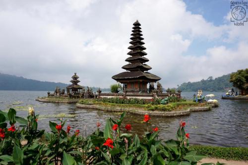 Indonesien - Bali Pura Ulun Danu Bratan
